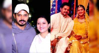 वर्ल्ड कप जीतने की शर्त पर हुई थी शादी, बेहद फिल्मी है श्रीसंत- राजकुमारी की प्रेमकहानी