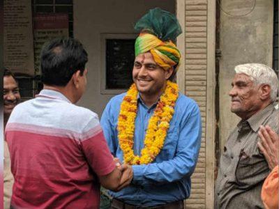 12 बार लगी सरकारी नौकरी, लेकिन 'बड़ा अफसर' बनकर ही माना किसान का ये होनहार बेटा