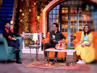 कपिल शर्मा शो के पहले गेस्ट बने सोनू सूद, सेट पर खूब लगे हंसी के ठहाके