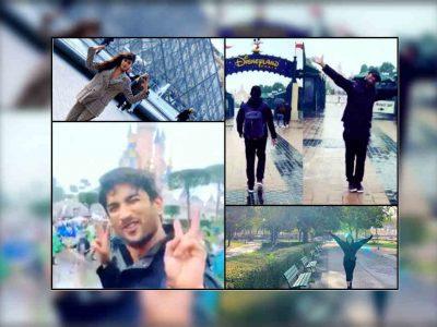 सुशांत-रिया चक्रबर्ती की यूरोप ट्रिप की तस्वीरें आईं सामने, इस हॉलीडे के बाद से ही बदल गए थे सुशांत