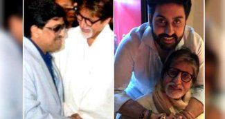 दाऊद इब्राहिम से हाथ मिलाते अमिताभ बच्चन की तस्वीर वायरल, अब बेटे अभिषेक ने बताया सच