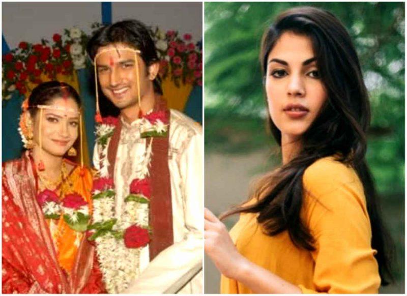 रिया ने अंकिता लोखंडे को कहा था 'सुशांत की विधवा', एक्ट्रेस ने इस तरह दिया करारा जवाब