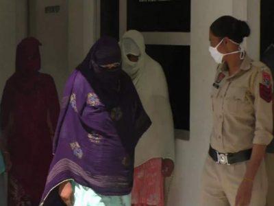 कोठी में चल रहा था देह व्यापार का धंधा, 4 महिलाओं के साथ 2 पुरुष आपत्तिजनक हालत में मिले