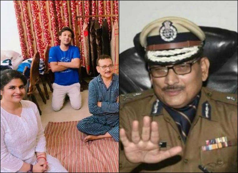 पुलिस में नहीं जाना चाहते थे गुप्तेश्वर पांडे, मां-बाप के साथ हुए वाकये ने IPS बनने को प्रेरित किया