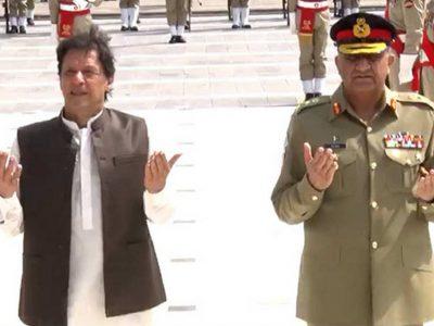 भ्रष्ट पाक- इमरान खान के करीबी जनरल बाजवा ने पाक को लूटकर बनाई अरबों की संपत्ति!