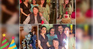 करीना कपूर खान ने मनाया 40वां बर्थडे, फैमिली के साथ ग्रैंड सेलिब्रेशन की तस्वीरें यहां देखिए