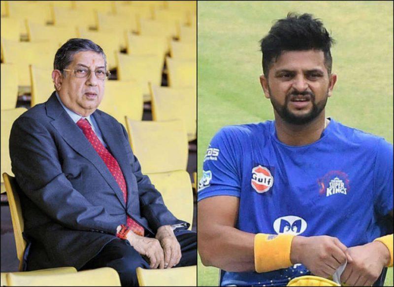 चेन्नई सुपरकिंग्स के मालिक का सुरेश रैना की वापसी पर बड़ा बयान, खुलकर कही अपनी बात