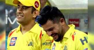 रैना के बाद कौन बनेगा चेन्नई सुपर किंग्स का उप-कप्तान? CSK ने दिया Interesting जवाब