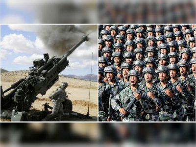 LAC पर चीन के 50,000 सैनिक और H-6 बॉम्बर, तो वहीं भारत ने उठाया जवाबी कदम, बोफोर्स कर दी तैनात