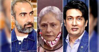 चौतरफा घिरीं जया बच्चन, 'थाली' वाले बयान पर अब शेखर सुमन ने किया पलटवार, रणवीर शौरी भी बरसे