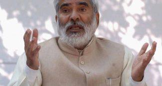 चुनाव से ऐन पहले RJD को बड़ा झटका, रघुवंश प्रसाद ने एम्स से लालू को अपना इस्तीफा भेजा