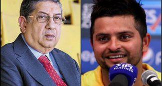 IPL 2020: सुरेश रैना ने तोड़ी चुप्पी, श्री निवासन पर खुलकर बोले, होटल विवाद का बताया पूरा सच
