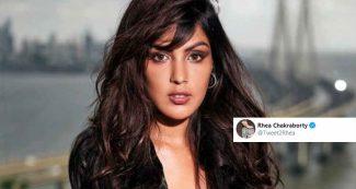 रिया चक्रवर्ती का 11 साल पुराना ट्वीट हुआ वायरल, यूजर्स बोले- अपना भविष्य बता दिया