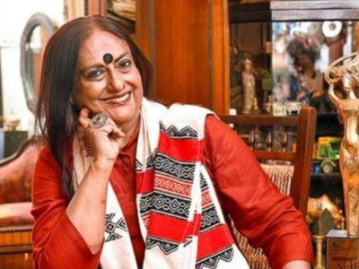 चर्चित फैशन डिजाइनर शरबरी दत्ता का निधन, घर के बाथरुम में मिला शव