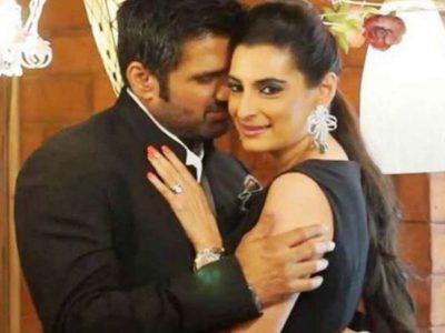 शादी के बाद भी सुनील शेट्टी का रह चुका इन एक्ट्रेसेज के साथ अफेयर, सोनाली तो थी प्यार में पागल!
