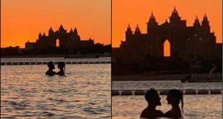 प्रेग्नेंट पत्नी के साथ पानी में रोमांस कर रहे थे विराट कोहली, ए बी डिविलियर्स ने खींच ली फोटो
