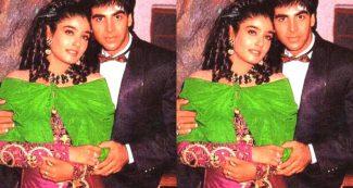 अक्षय कुमार ने रवीना टंडन से गुपचुप कर ली थी सगाई, फिर इस गलती के कारण बर्बाद हो गया रिश्ता