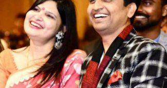 कुमार विश्वास की पत्नी पर कांग्रेस सरकार मेहरबान, घर वालों की इच्छा के खिलाफ किया था प्रेम विवाह