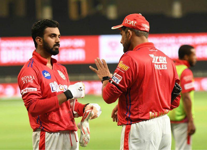 किंग्स इलेवन पंजाब ने गंवाया तीसरा मैच, बार-बार एक ही गलती कर रहे राहुल-कुंबले?
