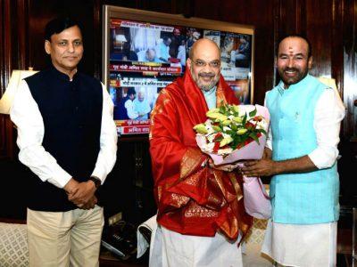 अमित शाह ने निभाया वादा, 10 साल में विधायक के केन्द्रीय गृहमंत्री के डेप्युटी बन गये नित्यानंद राय!