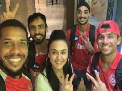 किंग्स इलेवन पंजाब की रोमांचक जीत, लेकिन ट्रेंड होने लगी प्रिटी जिंटा, खास है वजह!