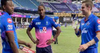 दिल्ली के लिये इस अफ्रीकी जोड़ी ने मचाया कोहराम, बड़े-बड़े बल्लेबाज मांग रहे पानी!