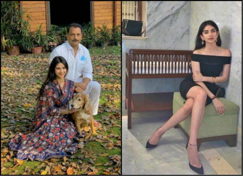 BJP नेता राजीव प्रताप रूडी ने एयर होस्टेस से की थी लव मैरिज, छोटी बेटी अतिशा की हो रही चर्चा