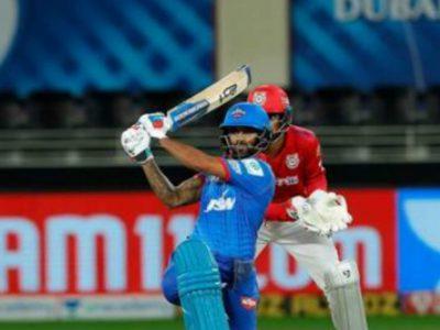 केएल राहुल के ऑरेंज कैप को शिखर धवन ने किया चैलेंज, 4 मैच में 333 रन