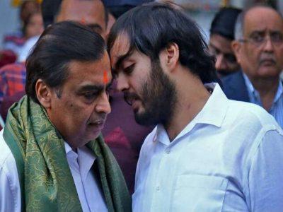 मुकेश अंबानी के बेटे ने चार धाम के लिये खोला खजाना, इतने करोड़ रुपये दिया दान