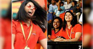 सनराइजर्स हैदराबाद की टीम को चियर करती कौन हैं ये खूबसूरत बाला, हर मैच में आती हैं नजर