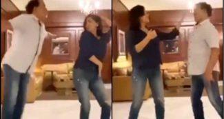 बेटे रणबीर के गाने 'घाघरा' पर मम्मी नीतू कपूर का जोरदार डांस, वायरल हो रहा वीडियो