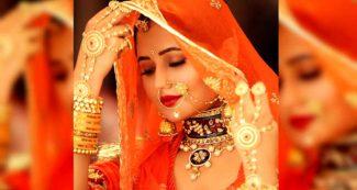 रश्मि देसाई ने फैंस को किया शॉक, सीधे दुल्हन के जोड़े में पोस्ट कर दी तस्वीरें, मोहक लग रहीं