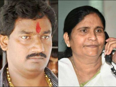 लालू राज में जिस बाहुबली ने की थी पति की हत्या, उसी के खिलाफ उतरी बीजेपी विधायक!