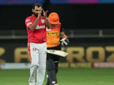हेलमेट हादसे के बाद पलट गई पूरी बाजी, जीता हुआ मैच सनराइजर्स हैदराबाद ने गंवाया!