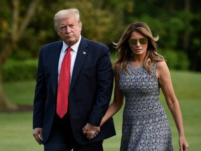 मास्क से था परहेज, अब हो गया कोरोना, अमरीकी राष्ट्रपति ट्रंप पत्नी समेत COVID-19 पॉजिटिव