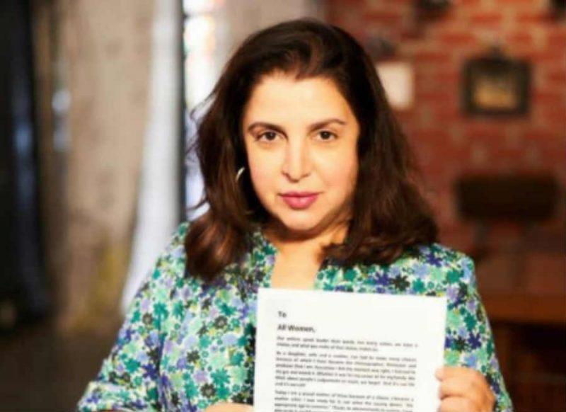 43 साल की उम्र फराह खान बनीं थीं 3 बच्चों की मां, अब महिलाओं के नाम लिखा ये ओपन लेटर