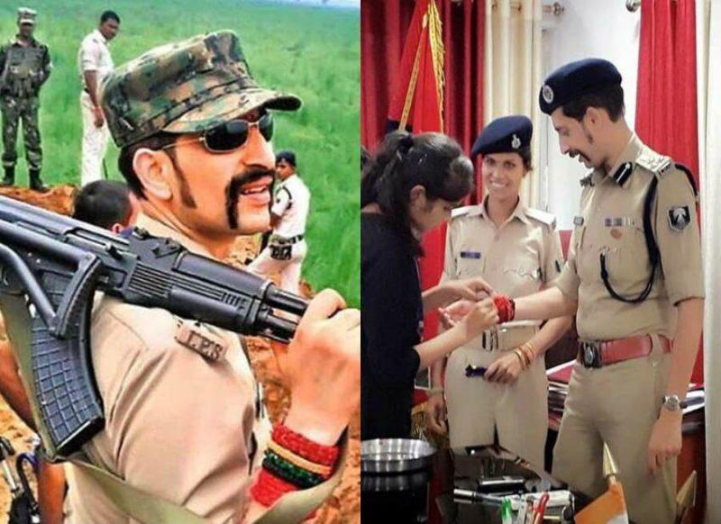 AK-47 लेकर चलते हैं ये IPS, कर चुके हैं थाने की जीप चोरी, कहा जाता है 'बिहार का सिंघम'!