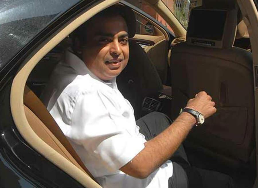 Mukesh Ambani Driver