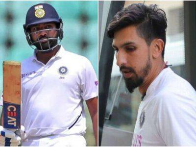 रोहित-इशांत को फिट होने में लग सकता है 1 महीना, ये बल्लेबाज हो सकता है हिटमैन का विकल्प!