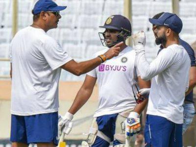 ऑस्ट्रेलिया के खिलाफ रोहित शर्मा के खेलने पर संशय, कोच शास्त्री ने कही बड़ी बात
