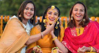 बजरंग पुनिया और संगीता फोगाट की शादी की रस्में शुरू, दोनों लेंगे 'आठ फेरे', वजह बड़ी दिलचस्प है