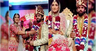 बजरंग पुनिया-संगीता फोगाट की शादी की तस्वीरें आईं सामने, 8 फेरें लेकर 7 जन्मों के लिए हुए एक