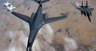 अमेरिका ने दिखाई चीन को औकात, सीधा सीमा में घुसे बमवर्षक विमान, गर्जना से थर्राया आसमान
