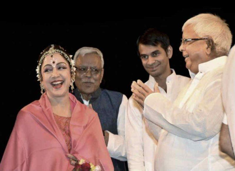जानें, अब क्यों नहीं होती बिहार चुनाव में हेमा मालिनी की चर्चा, ऐसा था लालू-नीतीश से कनेक्शन