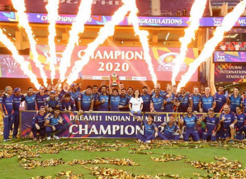IPL 2020 के चैंपियन बने मुंबई इंडियन्स, ईनाम में मिली इतनी मोटी रकम, जानें दिल्ली को क्या मिला