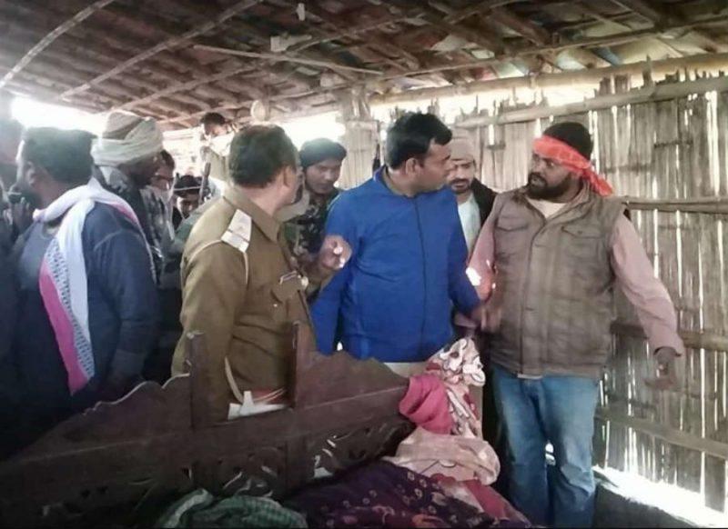 गांव के युवक से था महिला का अवैध संबंध, पति को 'क्राइम पेट्रोल स्टाइल' में लगा दिया ठिकाने!