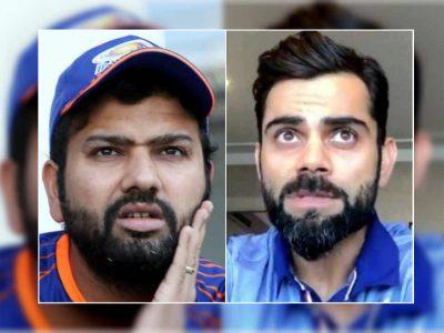IND vs AUS: कोहली ने बताया टीम के साथ रोहित क्यों नहीं आए, वहीं BCCI ने भी जारी किया ये बयान