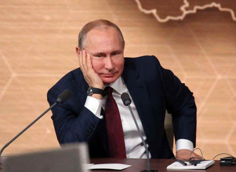 Putin Resignation?- गंभीर बीमारी से जूझ रहे हैं रूसी राष्ट्रपति, जल्द दे सकते हैं इस्तीफा