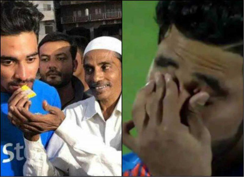 बेटे को क्रिकेटर बनाने के लिए पिता ने चलाया ऑटो, अब निधन पर भावुक हुए सिराज ने लिखी बड़ी बात