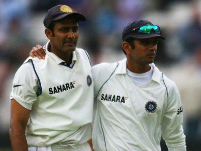 ऑस्ट्रेलिया के खिलाफ कैसे जीते टेस्ट सीरीज? कुंबले और राहुल द्रविड़ ने बताया प्लान!